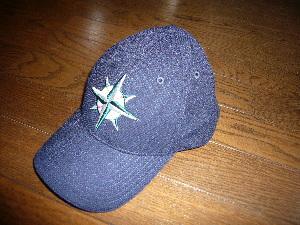 マリナーズ帽子