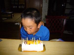 たろう誕生日
