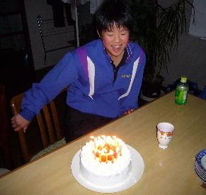 すーこ誕生日