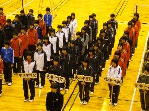 1月20日 北信越インドア大会