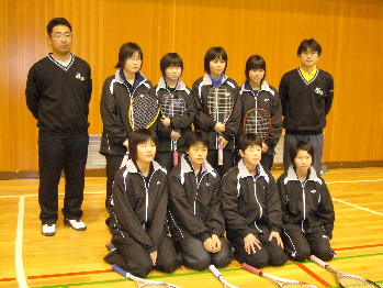 都道府県代表 女子