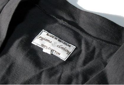 pyjama clothing/ピジャマ・クロージングのカーディガン。