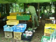 ☆野菜盛りだくさんの直売所