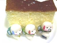 チーズケーキとぬすっとちゃん1