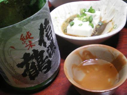 信濃鶴純米