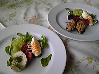 ハーブ&おいしい野菜塾レストラン4
