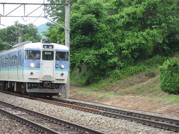 R東日本篠ノ井線