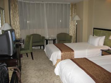 Best Western New Century Hotel Shanghaiの部屋