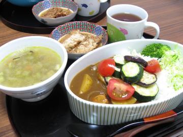 チキン&夏野菜カレー