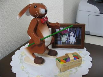 エルツおもちゃ博物館 イースターバニー