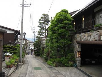 野沢温泉 風景2