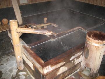 野沢温泉 さかや 大浴場2