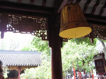 蘇州・寒山寺の風景