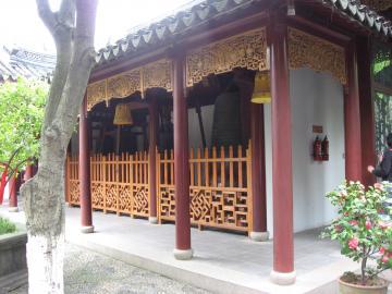 蘇州・寒山寺の鐘
