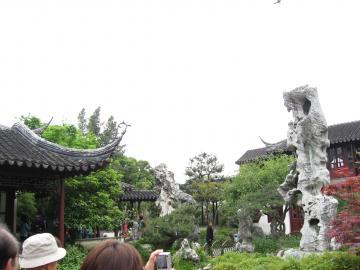 蘇州・留園の冠雲峰