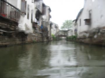 蘇州運河クルーズ3