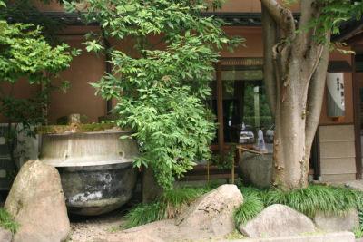 【宿】五右衛門風呂