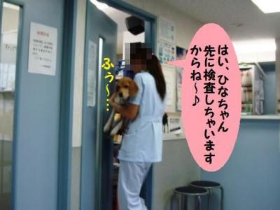 病院 連れ去られるひなっち