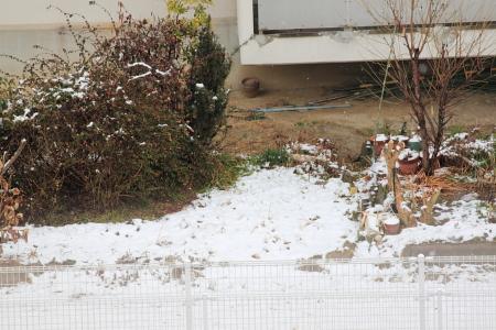 大阪雪景色3