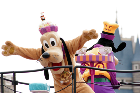 2011 ディズニーハロウィン6