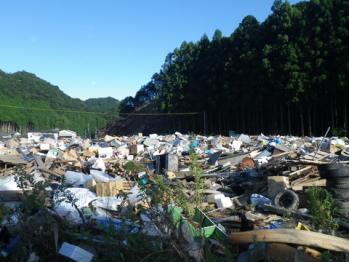 台風12号 2011.09.04-14