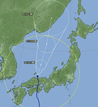 台風12号 2011.09.04-25