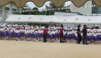 運動会2011-01