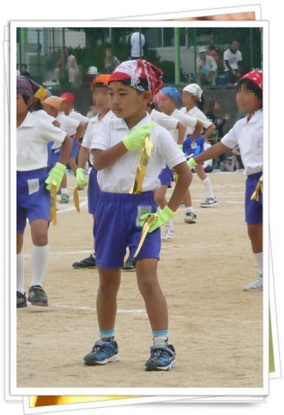 運動会2011-05