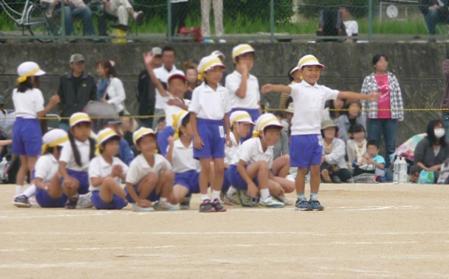 運動会2011-06