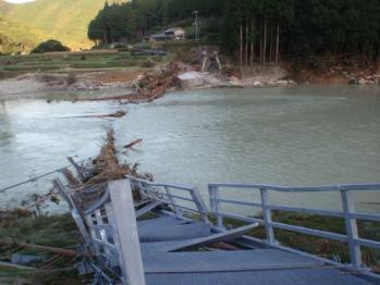 台風12号 2011.09.04-06
