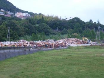 台風12号 2011.09.04-11