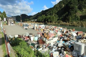 台風12号 2011.09.04-12