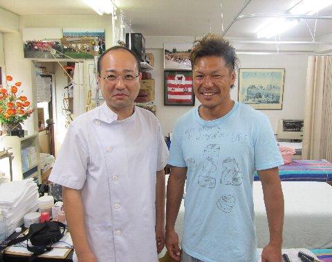 伊藤宏明選手