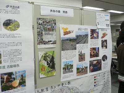 高校生の展示