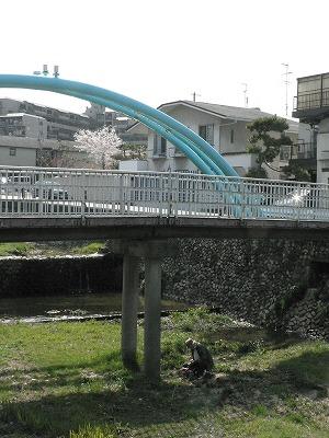 なかよし橋で計測