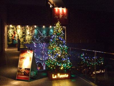 ラフェンテ クリスマスツリー
