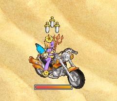 バイク~♪