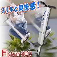 まるで空を飛ぶような爽快感。大人も夢中になること間違いナシ!フライバー(Flybar)800