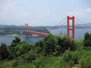 平戸大橋 300