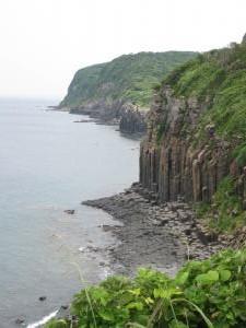 塩俵の断崖 300