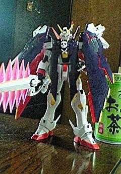 クロスボーンガンダムX-1改改フルクロス(長っ