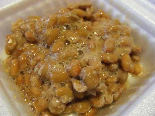 体に良くなきゃわざわざ食べない物ランキング1位は納豆だと思う