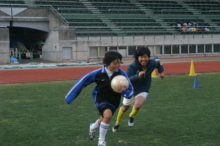 090112サッカークリニック 025