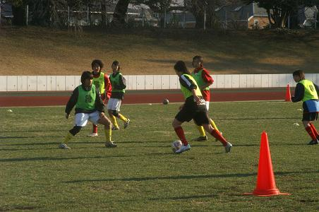 090112サッカークリニック 037