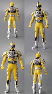 ライダーヒーローシリーズW EX 仮面ライダーアクセルブースター