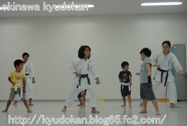 okinawa karate kyudokan20110811 019