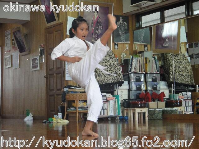 okinawa karate kyudokan20110814 005