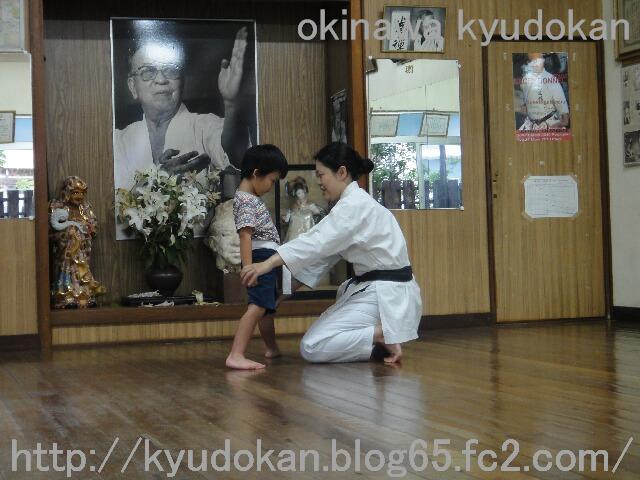 okinawa karate kyudokan20110826 018