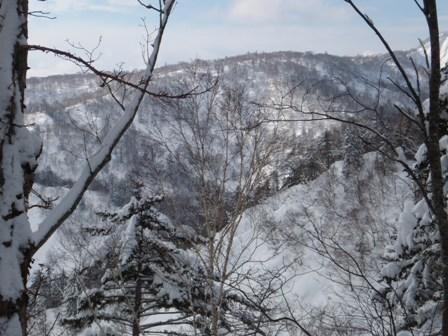 山頂~南岳