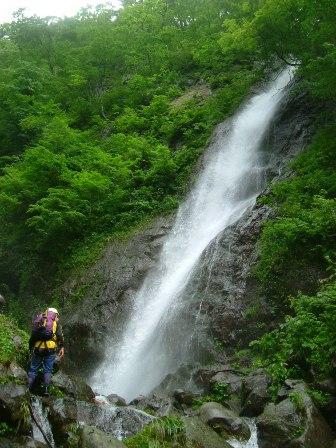 Co300  20mの大滝